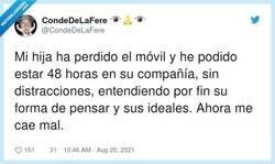 Enlace a Así llegan la mayoría de divorcios, por @CondeDeLaFere