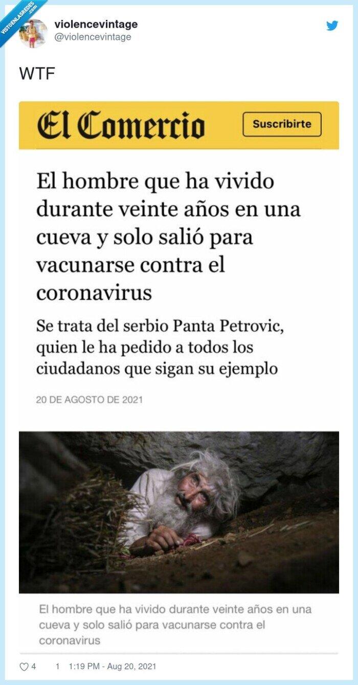 coronavirus,cueva,vacuna