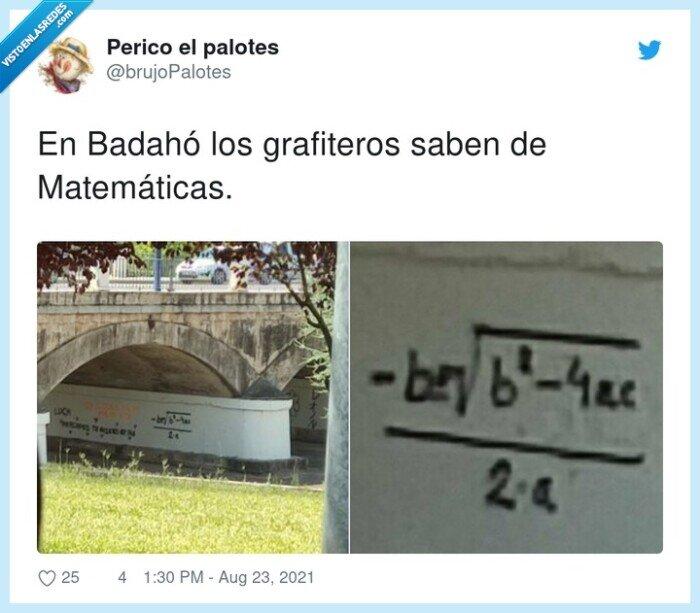 ecuación,grafiteros,matemáticas