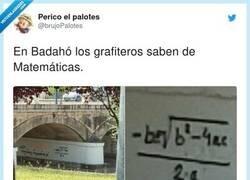Enlace a Estos grafiteros ya son de segundo grado, por @brujoPalotes