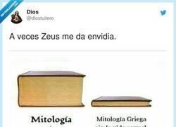 Enlace a Zeus estaba hecho un toro, por @diostuitero