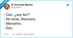 Enlace a Me hago a la idea de lo feo que es Marcelino, por @ajjjmmed
