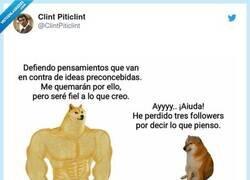 Enlace a Menuda m*erda pensadores los de hoy en día, por @ClintPiticlint