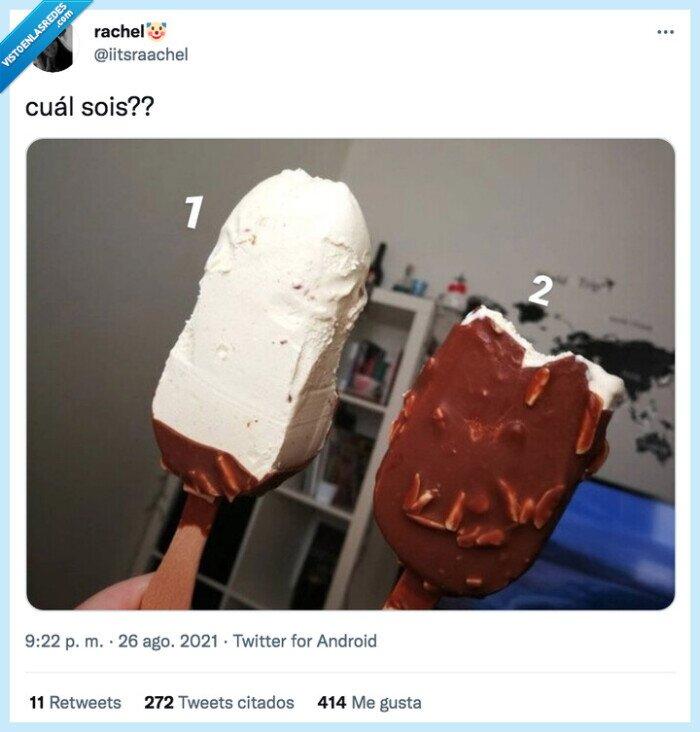 chocolate,comer,helado,magnum,ser