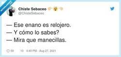 Enlace a Está cantado, por @ChisteSebaceo
