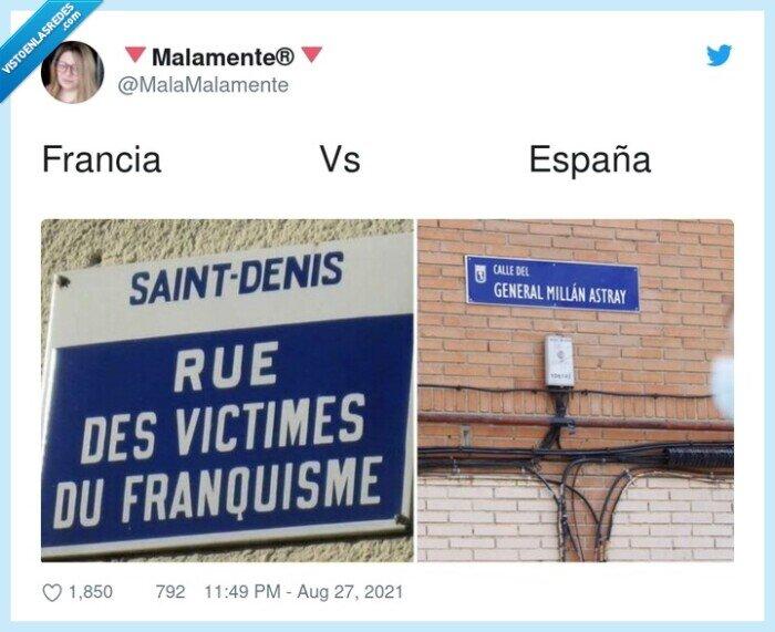 calle,españa,francia,franquismo