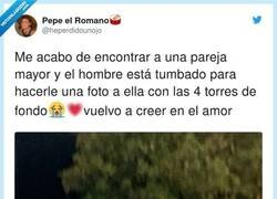 Enlace a Esto es amor y paciencia, por @heperdidounojo