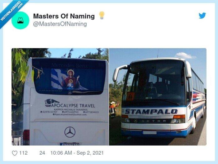 apocalypse travel,autobus,stampalo