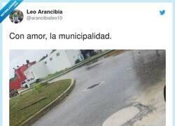 """Enlace a """"La municipalidad""""… no importa en qué ciudad vivas, por @arancibialeo10"""