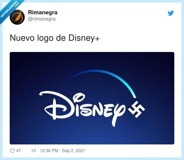 disney+,logo,nazi,nuevo