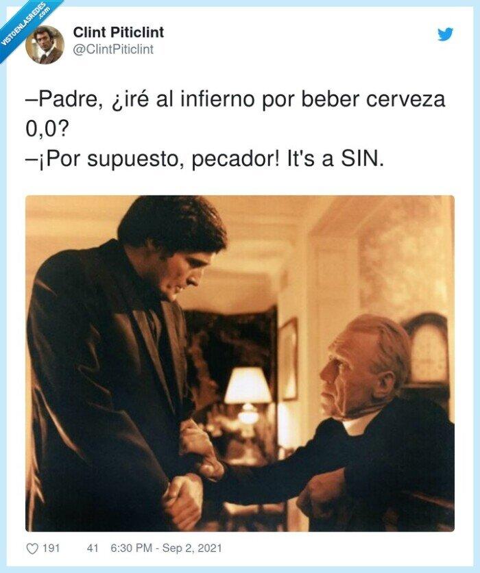 cerveza,infierno,padre,pecador,sin,supuesto