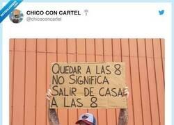 Enlace a Etiqueta a la persona a quien le quieres dedicar este mensaje, por @chicoconcartel