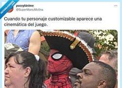 Enlace a Lo del multiverso de Spiderman se les ha ido un poco de las manos a Marvel, por @supermanumolina