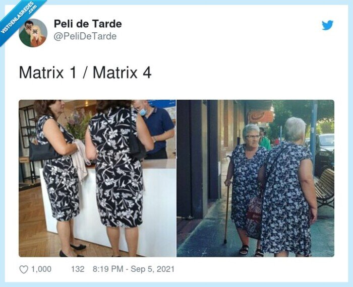 matrix,saga,señoras,vestidos