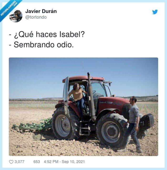 ayuso,sembrar,tractor