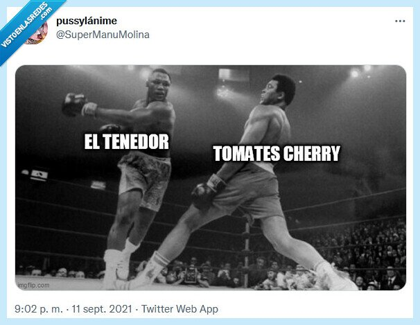 ali,chery,tenedor,tomate