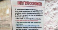 Enlace a  Las normas de este bar de Granada no tienen desperdicio, y te hacen leer toda la carta de arriba a abajo, por @Pablo_Rizos