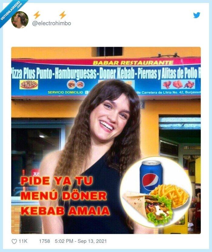 amaia,kebab,mcdonalds
