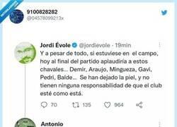 Enlace a Jordi Évole se lleva un buen zasca por su demagogia con el tema de la luz, por @04578099213x