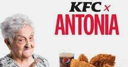 Enlace a KFC saca su Menú Antonia para reírse del de Aitana de McDonald's, y la verdad que a mí me han convencido