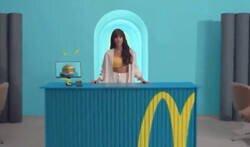 Enlace a El anuncio de Aitana en McDonald's que nos gustaría ver, por @javiecheck