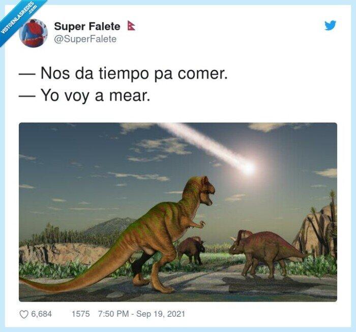 comer,dinosaurios,la palma,mear,tiempo,volcán
