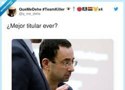Enlace a Titular bestial, por @q_me_dehe