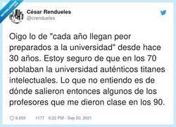 Enlace a Totalmente cierto, por @crendueles