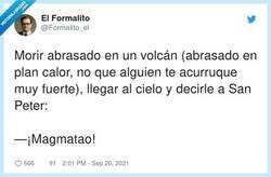 Enlace a Pues ya tenemos a quién sacrificar, por @Formalito_el