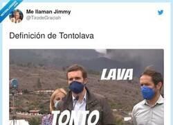Enlace a Tonto-lava, por @TirodeGraciah