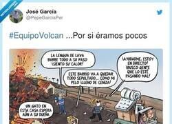 Enlace a La vergüenza del periodismo en La Palma, mejor imposible representado por @ferranmartin