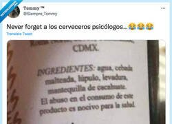 Enlace a ¡Pero nadie se fijó en que entre los ingredientes lleva MANTEQUILLA DE CACAHUETE!, por @Siempre_Tommy