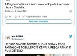 Enlace a Los mejores tweets de la detención de Puigdemont