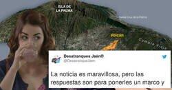 Enlace a El nivel cultural de nuestro país se puede observar por como responde la gente a esta noticia de La Palma, por @DesatranqueJaen