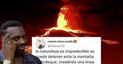Enlace a Ramón puede que sea el tío más listo de España, esta es su idea para acabar con el volcán. Ironic mode off, por @Serthand