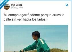Enlace a Salvándome la vida varias veces, por @Ova_Lopez