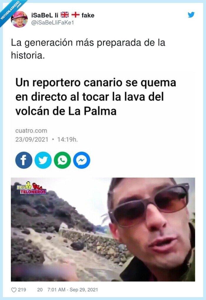 generación,la palma,lava,preparada,volcán