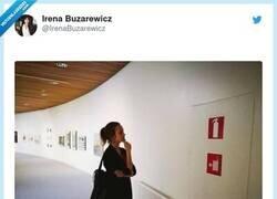Enlace a Arte moderno, por @IrenaBuzarewicz