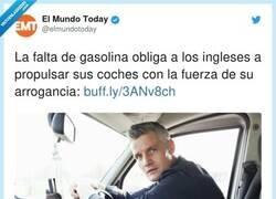 Enlace a Pues espero que les hayan quitado el límite de velocidad en las carreteras, por @elmundotoday
