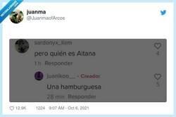 Enlace a Obvio, quién va a ser, por @JuanmaofArcos