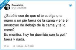 Enlace a Y el monstruo se ha desconojao, por @El_Grouchico
