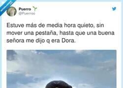 Enlace a Dora la exterminadora, por @Puerrroo