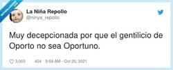 Enlace a Oportunidad perdida, por @ninya_repolIo