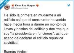 Enlace a La puedes liar bien liada, por @Elenaruemorgue