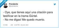 Enlace a Y tan muerto, por @prendente