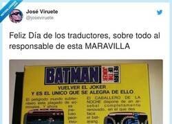 Enlace a Se han salido traduciendo esto, por @joseviruete