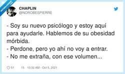 Enlace a Un psicólogo de gran ayuda, por @NOROBESPIERRE