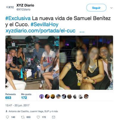 """70390 - La intensa vida social de """"El Cuco"""" y Samuel en el sur de Francia"""