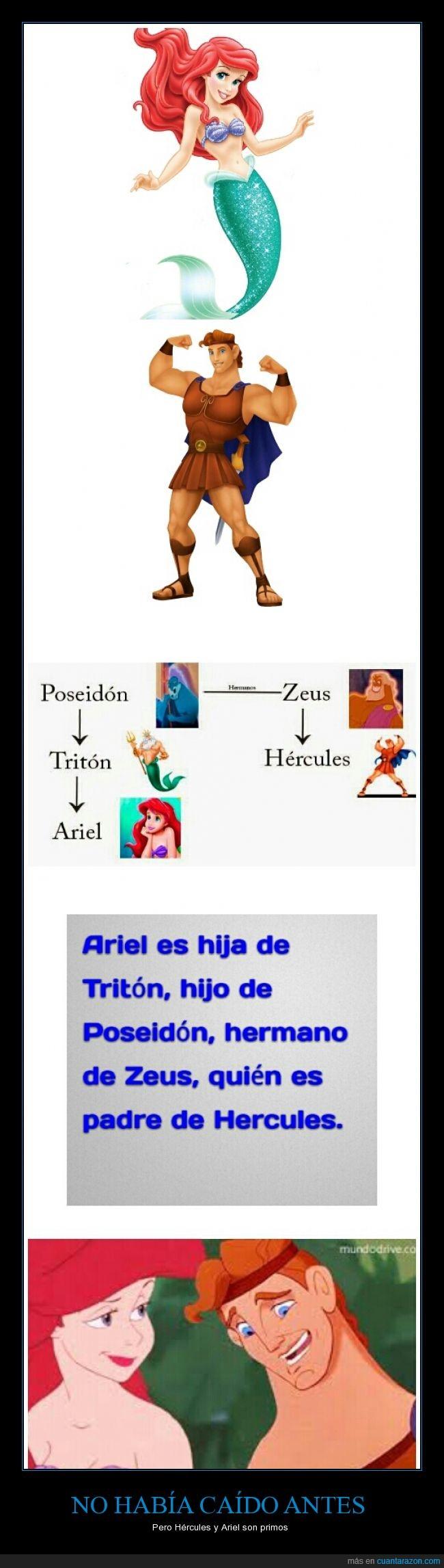 Ariel,dios,grecia,griego,Hércules,mitología,Poseidón,Tritón,Zeus