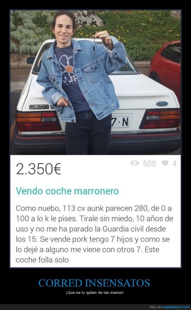 coche,venta,wallapop